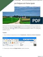 QGIS_ Divisão de Um Polígono Em Partes Iguais _ Processamento Digital