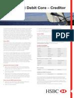 Hsbc Sepa Direct Debit Fact Sheet
