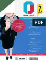 Boletín Opinión Jurídica 7 Junio 2013