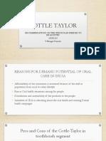 Cottle Taylor 160201114