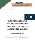 decretos 1824-1914