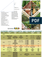 Calendario Agricola AMAZONIA