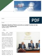 28-08-17 La Revista Peninsular, Mérida, Yucatán