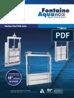 Fontaine Aquanox 2016
