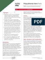 FS13_PolycythemiaVera_FactSheet