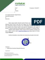 Registrasi Klub Gathering Prolanis Banyumas