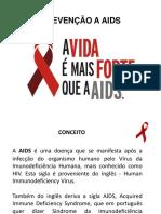 6 - Treinamento Sobre Prevencao a AIDS