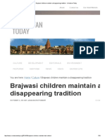 Brajwasi children maintain a disappearing tradition - Vrindavan Today.pdf