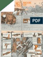 BYOI PS Magazine Issue 236-M60 Machine Gun-1972