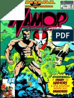 1990 Namor v2 Anuais 1 a 4