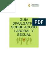 Guia Divulgativa Acoso Laboral y Sexual