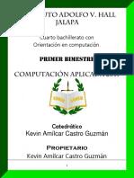 Computacion Aplicada Unidad I 2017.pdf