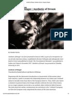 Glauber Rocha, Manifestos