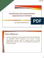 Fundamentos de Comportamiento Organizacional e Individual [Recovered]