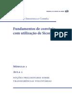 Modulo 1_Aula 1 – Noções Preliminares Sobre Transferências Voluntárias.