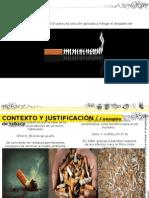El Tabaco como problema