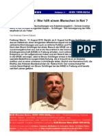 Bruno Schillinger Freiburg Bittet Um Hilfe