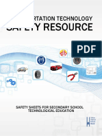 transportation safety sheets  transportation