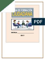 Formato de Formación Ciudadana