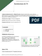 ITIL Gestión de Instalaciones de TI _ IT Process Wiki