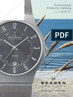 Skagen Custom Watch Catalog