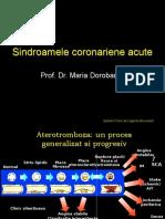 Sindroamele Coronariene Acute 2013