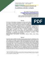 A História Política e a Periodização da História de Portugal