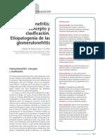 glomerulonefritis primarias