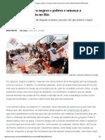 A Política Que Barra Negros e Pobres e Ameaça a Democracia Da Areia No Rio _ Internacional _ EL PAÍS Brasil