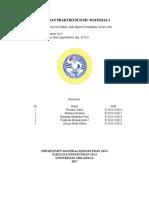 REVISI LAPORAN PRAKTIKUM ILMU MATERIAL drg titien.doc