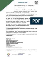 Informe de Sumaco Verde