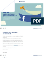 Optimizaciones Para Facebook Ads