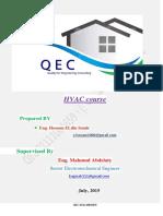 HVAC Course 2015