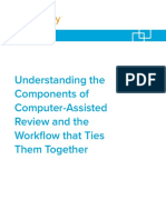 KCura White Paper - Understanding the Components of Computer-Assisted Review and the Workflow That Ties Them Together
