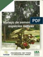 Manejo de Sementes de Espécies Nativas