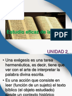 Introduccion a La Exegesis 3