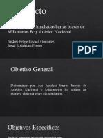 Violencia entre hinchadas 22.pptx
