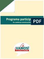 Programa Colmed