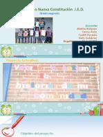 Proyecto Formativo Grado Segundo 1-2017.