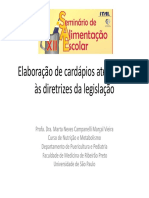 02 - Elaboracao de Cardapios - Marta Neves