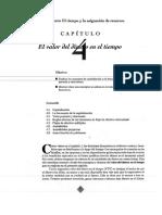 Finanzas. Cap. 4. Robert Merton y Zvi Bodie