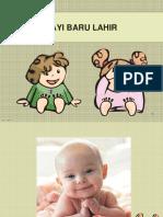 Komplikasi Bayi Baru Lahir