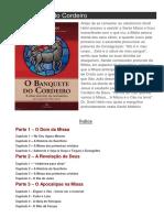 O Banquete Do Cordeiro-Dr Scott Hahn.pdf