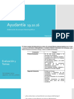 Ayudantia Medieval (1)