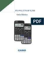 Guia Basica Fx-570 991 Sp x