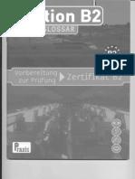 Station B2 Kursbuch Glossar