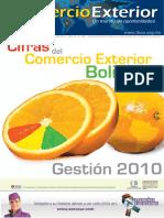 Cifras Comercio Exterior Boliviano 2010
