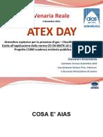 AtexDay VenariaReale Amendolia AIAS