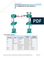 6.2.2.5 Lab - Configuring IPv4 Static and Default Routes.pdf