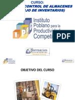 00Manejo y Control de Almacenes IPPC 4 - 5 Julio 2011.ppt